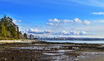 加拿大温哥华史丹利公园图片