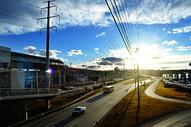 加拿大卡尔加里城市风光图片