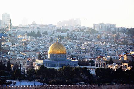 耶路撒冷圣殿山圆顶清真寺图片