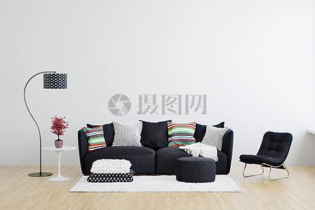 简单舒适的家装风格图片