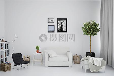 简约舒适的家装风格图片