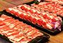 美食火锅肥牛肥羊卷拼盘图片