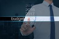 2018年度预算图片