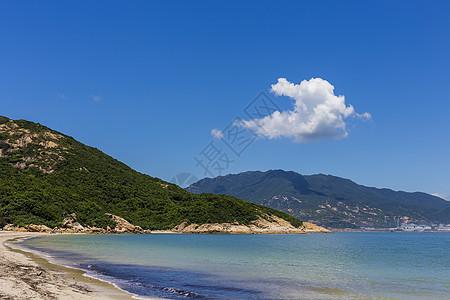 美丽七星湾的海边图片