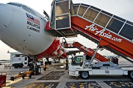 亚洲航空飞机图片