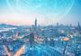 全球贸易城市图片