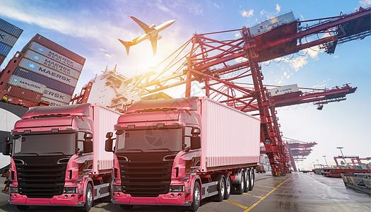 国际贸易图片
