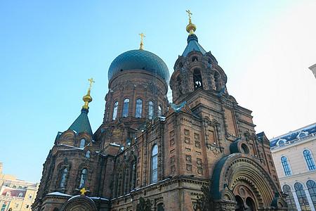 索菲亚大教堂图片