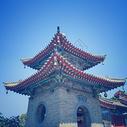 中国西安鼓楼图片