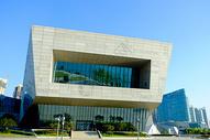 长沙新河三角洲滨江文化园建筑图片