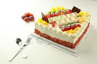 麻将主题蛋糕图片