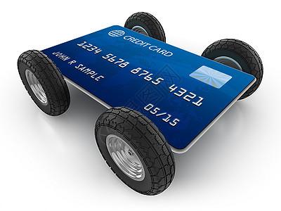 金融银行卡图片