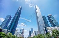 广州国际金融中心图片