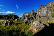 贵州下司石林风光图片