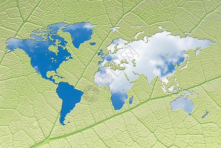 全球绿色环保图片