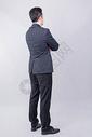 商务人像姿势底图图片