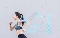 智能健身图片