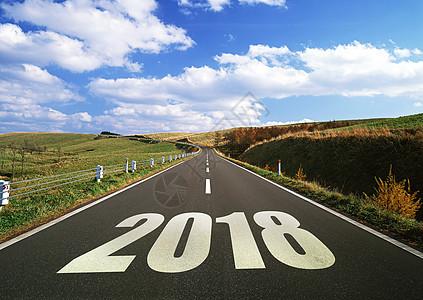2018道路图片