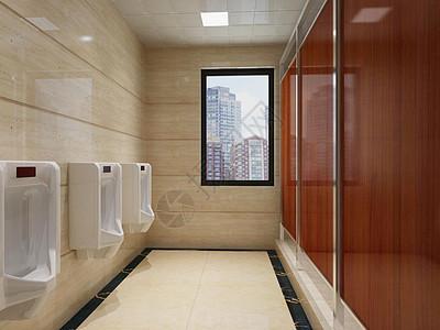 工装卫生间效果图图片