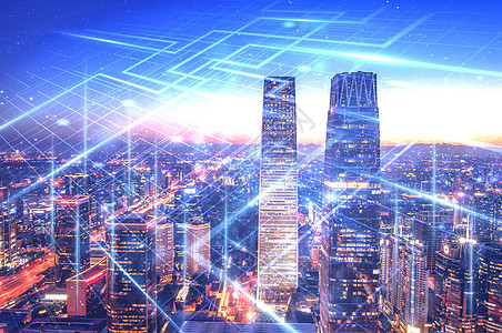 科技建筑图片