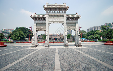 广州陈家祠图片