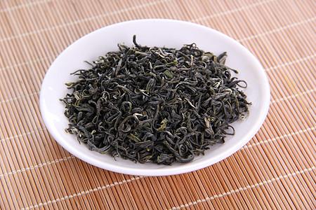 碧螺春茶型图片