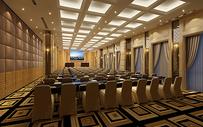 大型会议室效果图500630231图片