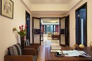 中式风格客厅书房图片