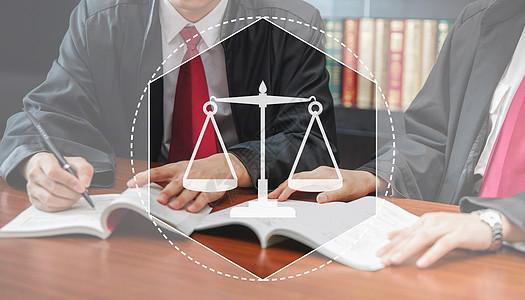 正义法律秩序法律图形概念图片
