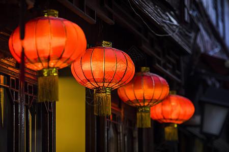 中国风的灯笼图片