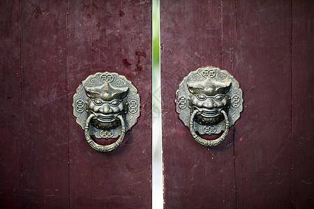 中国元素门头图片