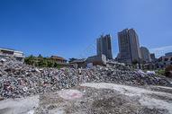 中国城市发展进程拆迁图片