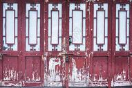 中国元素的门图片