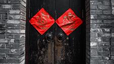 中国开门红图片