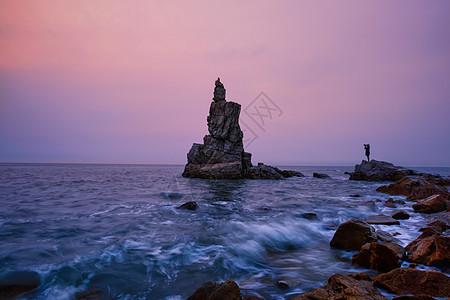 东临碣石以观沧海图片