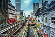 吉隆坡轻轨图片