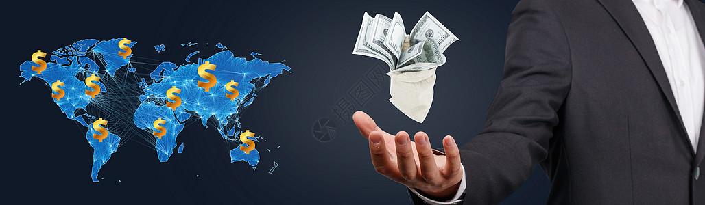 商务贸易图片