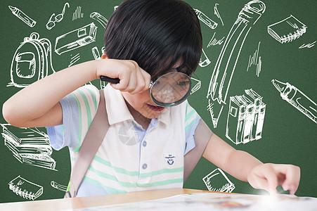 儿童智力开发图片