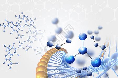 科学生物分子展示图片