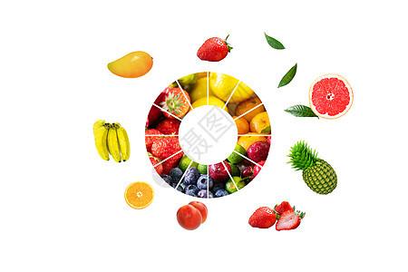 健康食品排列图片