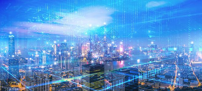 城市与互联网图片