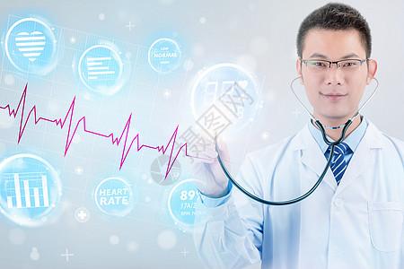 医生点击未来科技图片