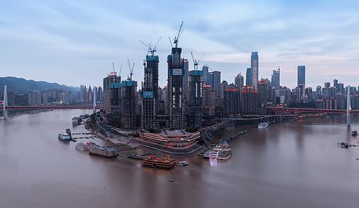 重庆渝中半岛城市景观图片