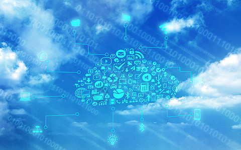网络云端技术图片