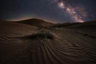 宁静的沙漠图片
