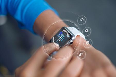 智能手表选择功能图片
