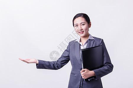 职业女性合作邀请姿势图片