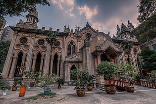 武汉古德寺图片