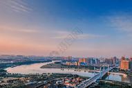 武汉汉口汉江古田桥图片