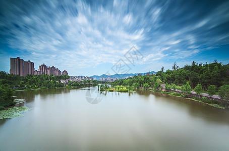 重庆秀湖公园图片